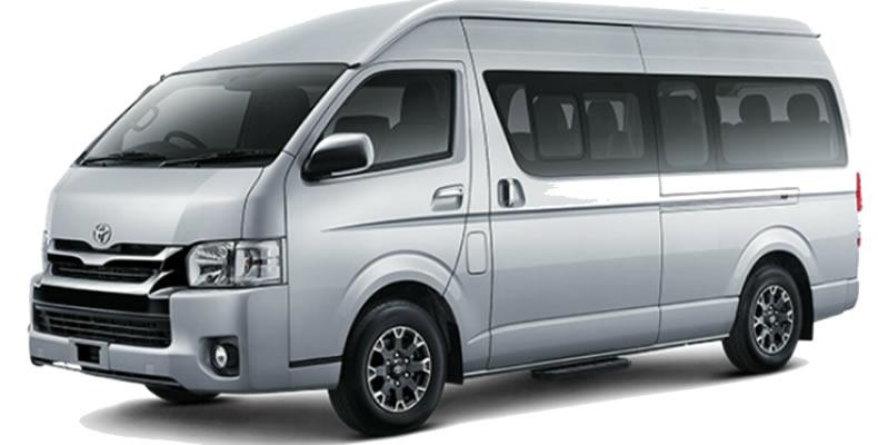 Toyota Hiace (12 seater)