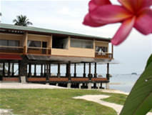 Bintan Cabana Beach Resort Blue Harmony Chalet