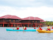Bintan Sayang Resort Activities