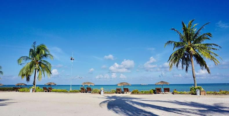 Bintan Agro Beach Resort Beach