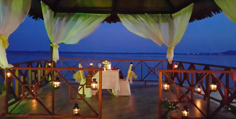 Bintan Agro Beach Resort Sunmoon Restaurant