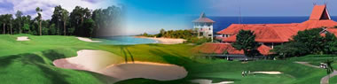 Bintan Lagoon Golf Package