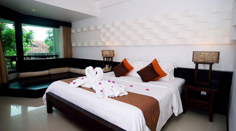 Bintan Lagoon Resort Deluxe Room