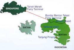 Map Of Bintan Indonesia Welcome To Bintan   About Bintan, Bintan Activities, Bintan Map