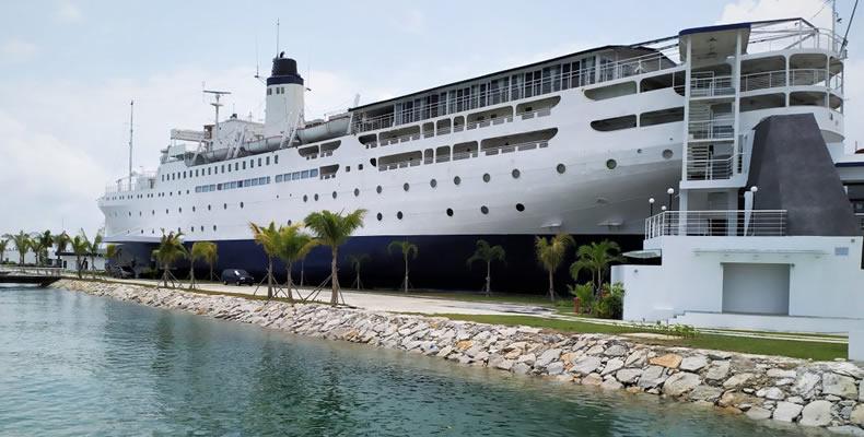 Duolos Phos Ship Hotel Tour