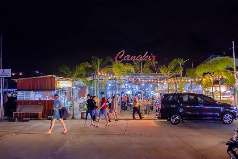 Rimba Jaya Night Market