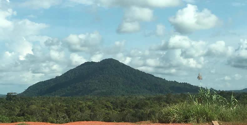 Mount Bintan