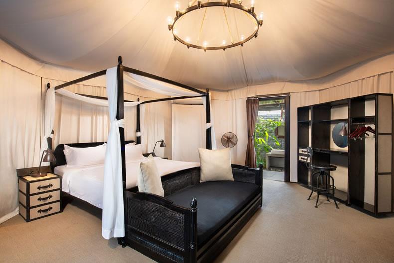 Natra Bintan Resort Garden Tent