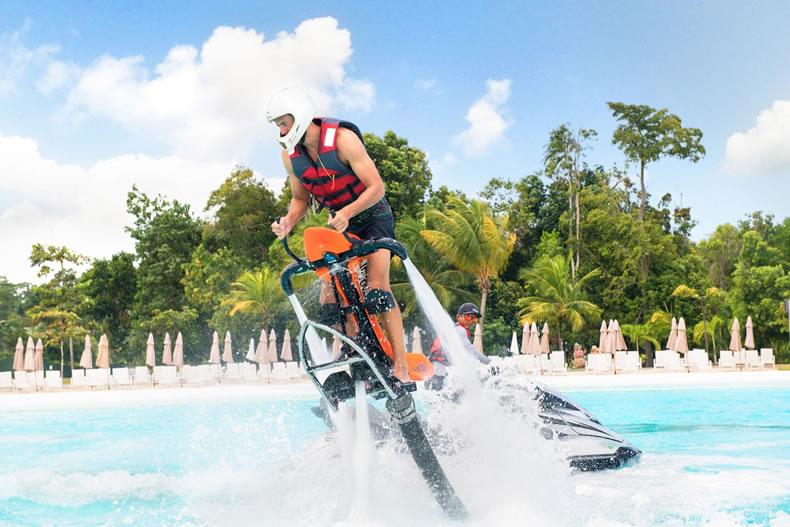 Natra Bintan Resort Water Activities