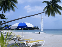 Nirwana Resort Hotel Beach