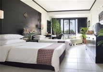 Nirwana Resort Hotel Deluxe / Seaview room