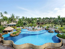 Nirwana Resort Hotel Infinity Pool