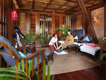 Nirwana Resort Hotel Kedaton Warung & Hair Spa