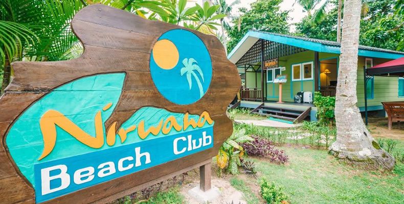 Nirwana Beach Club