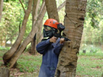 Paint Ball @ Nirwana Gardens