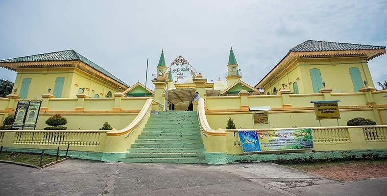 Penyengat Island Heritage Tour