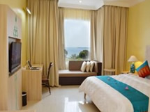 Sahid Bintan Beach Resort Deluxe Sea View Room
