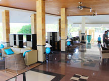 Sahid Bintan Beach Resort Lobby