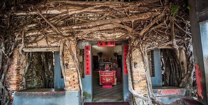 Senggarang Water Village Cultural Tour