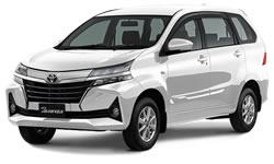 Toyota Avanza (6 seater)