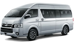 Toyota Hiace (12 seater)