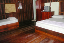 Bintan Accommodation - YY Resort Deluxe Room