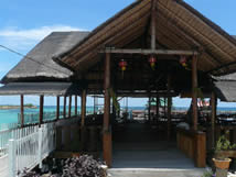 Bintan Accommodation - YY Resort Facilities