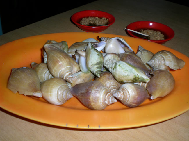 Gong Gong Seafood