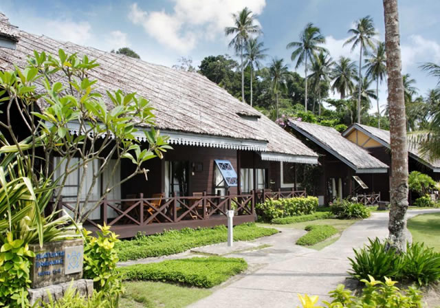 Mayang Sari Beach Resort Chalets