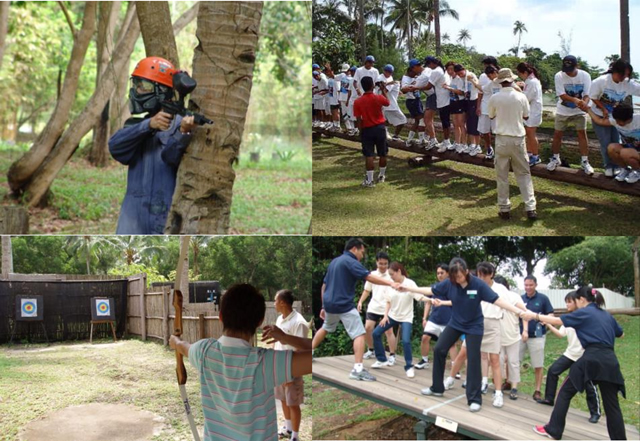 Nirwana Resort Activities