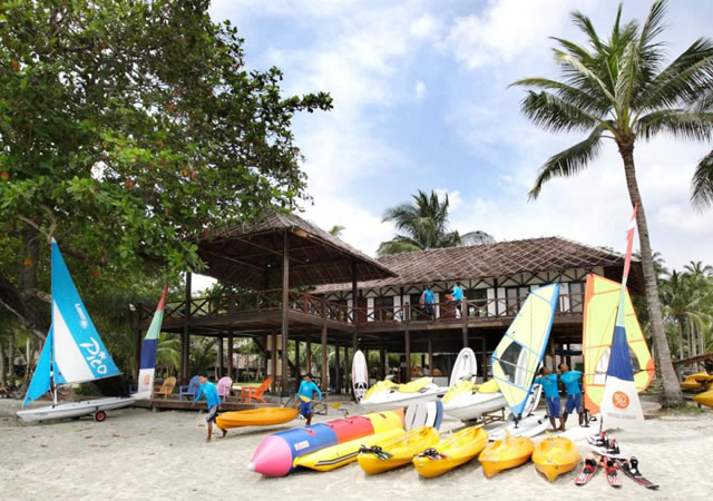 Nirwana Beach Club Seasport Centre