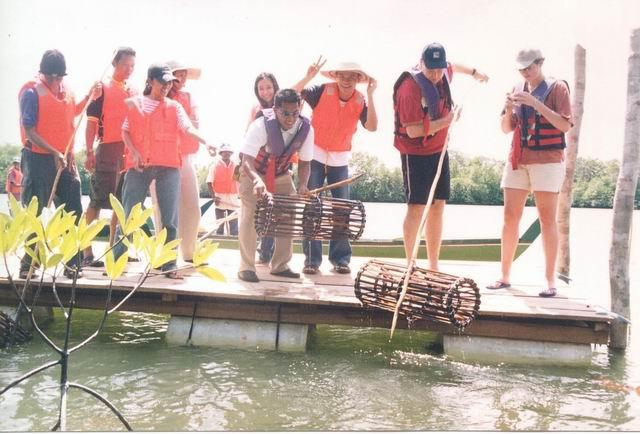 Bintan Traditional Fishing Tour